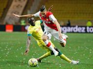 Monaco-Nantes (REUTERS/ Eric Gaillard)