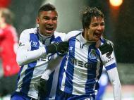 Penafiel-FC Porto (LUSA/ José Coelho)