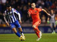 Deportivo Corunha-Barcelona (REUTERS/ Miguel Vidal)