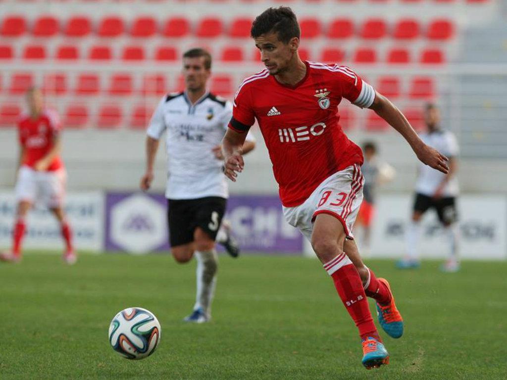 Rui Fonte [Foto: Benfica]