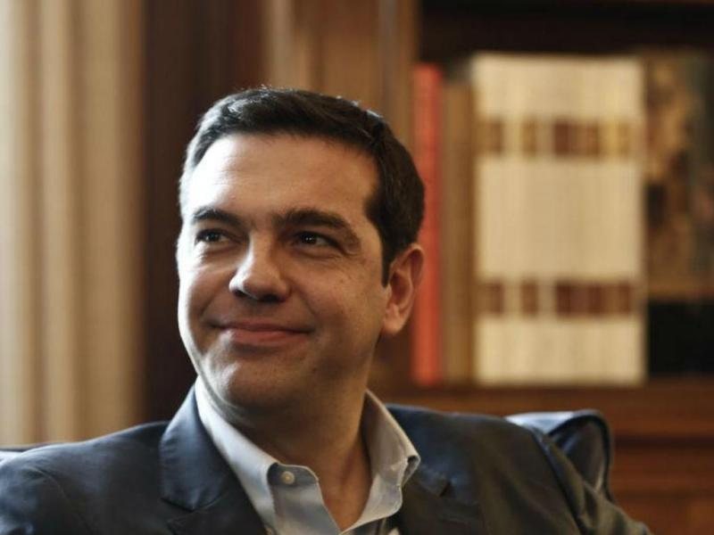 Alexis Tsipras [Foto: Reuters]