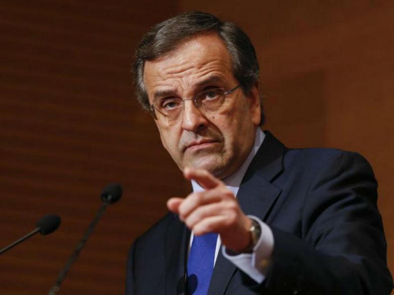 Antonis Samaras [Foto: Reuters]