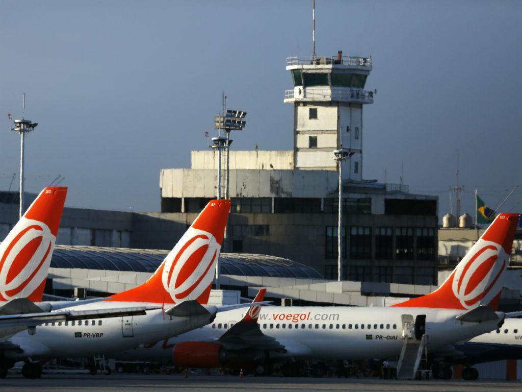 Companhia aérea brasileira Gol (REUTERS/Pilar Olivares)
