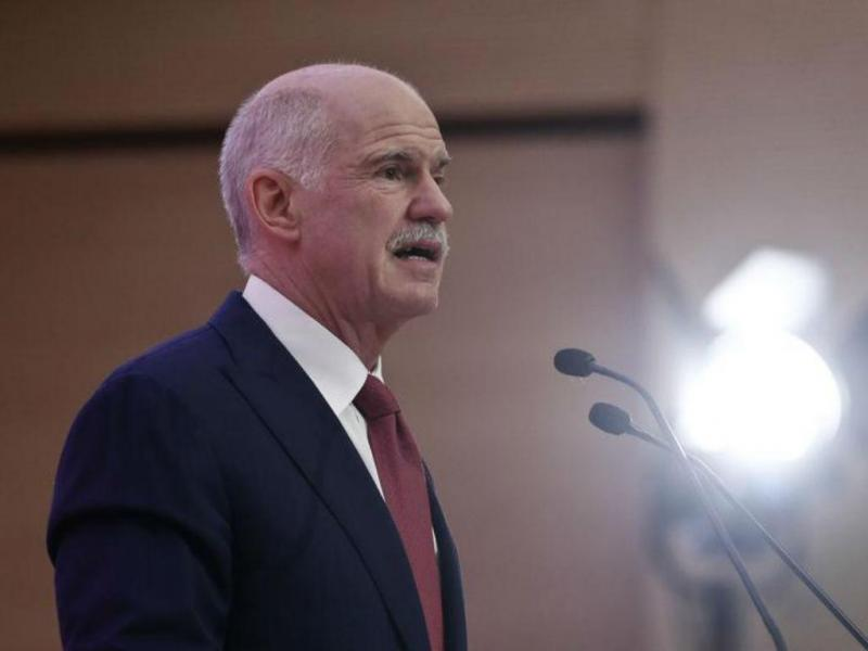 George Papandreou [Foto: Reuters]