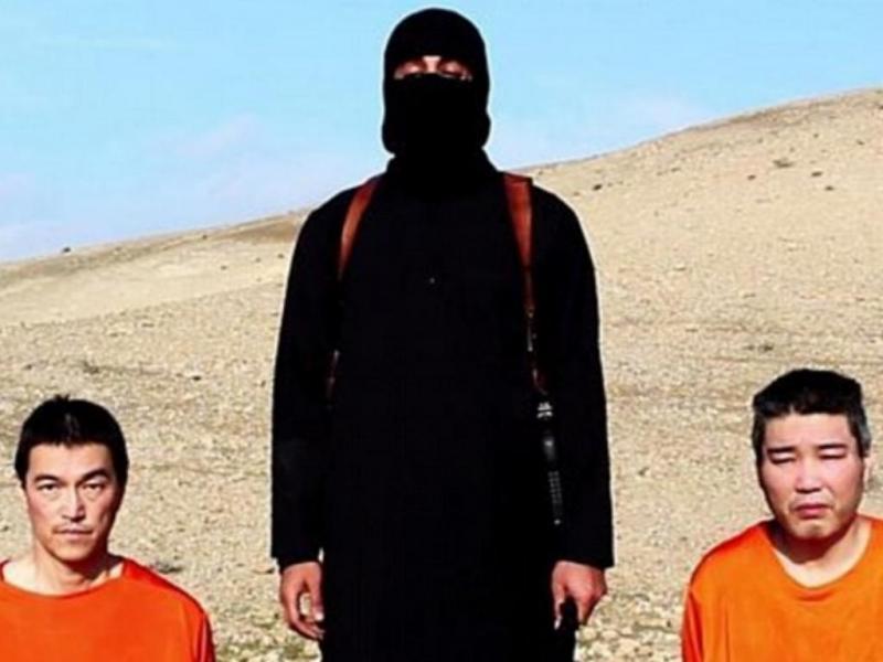 Estado Islâmico ameaça matar dois japoneses (Reprodução)