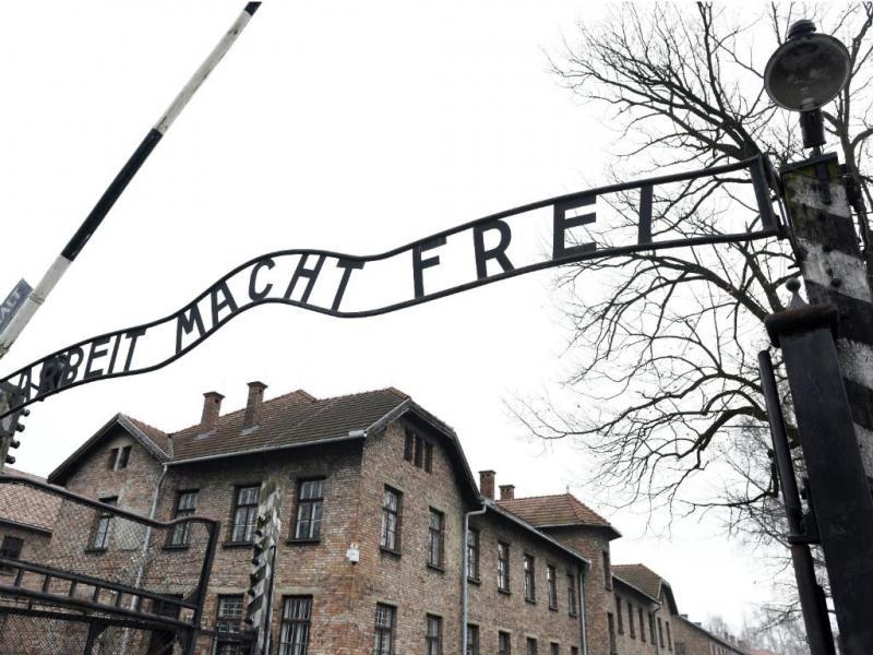 Campos de concentração de Auschwitz [Reuters]