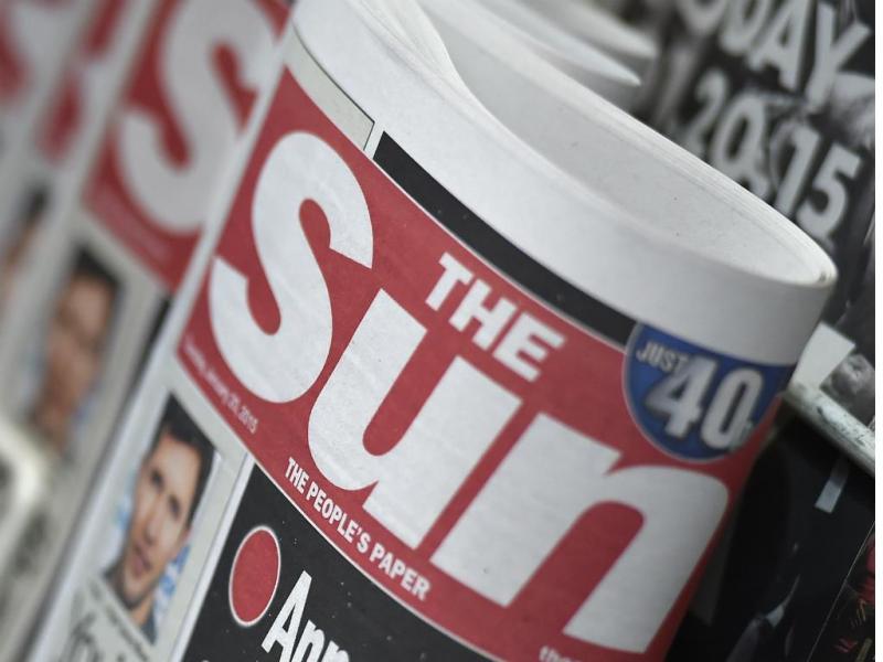 The Sun [Reuters]