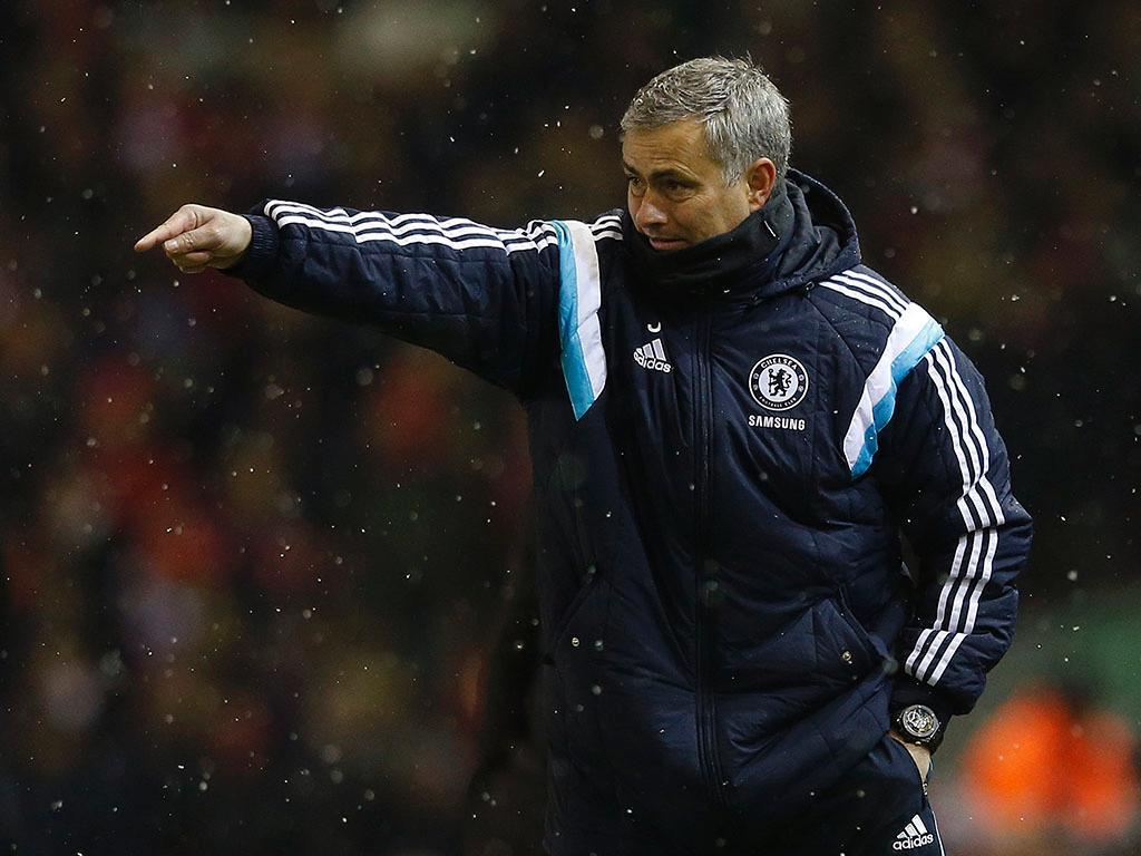 Mourinho (REUTERS/ Phil Noble)