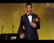 Bola de Ouro: o pingue-pongue à volta de Ronaldo não pára