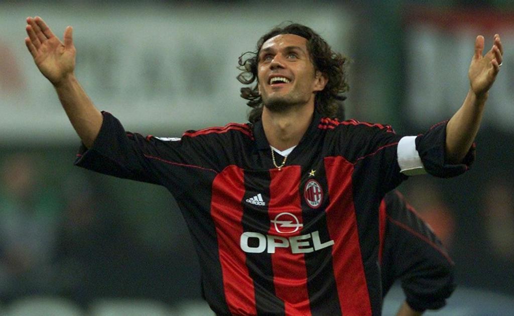 Paolo Maldini (Reuters)