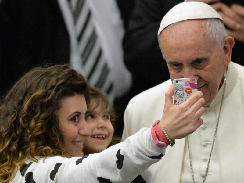 Papa Francisco (EPA/LUSA)