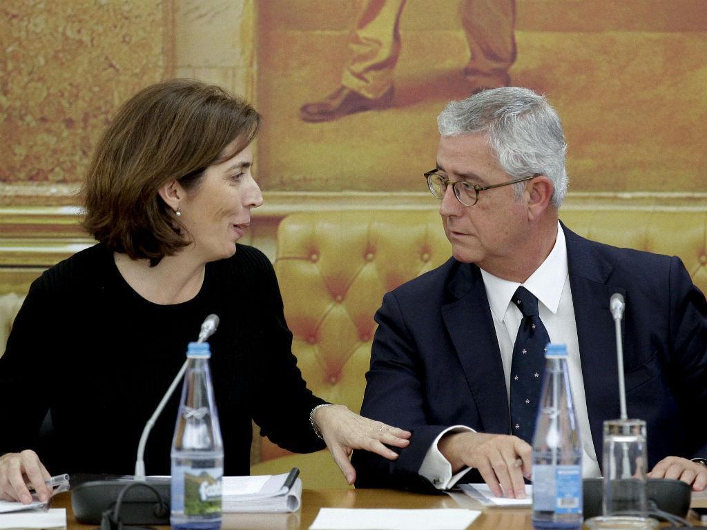Rita Barosa na Comissão BES (LUSA)
