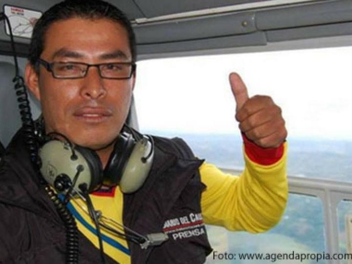 Johanny Vargas (foto: Fundação para a Liberdade de Imprensa)