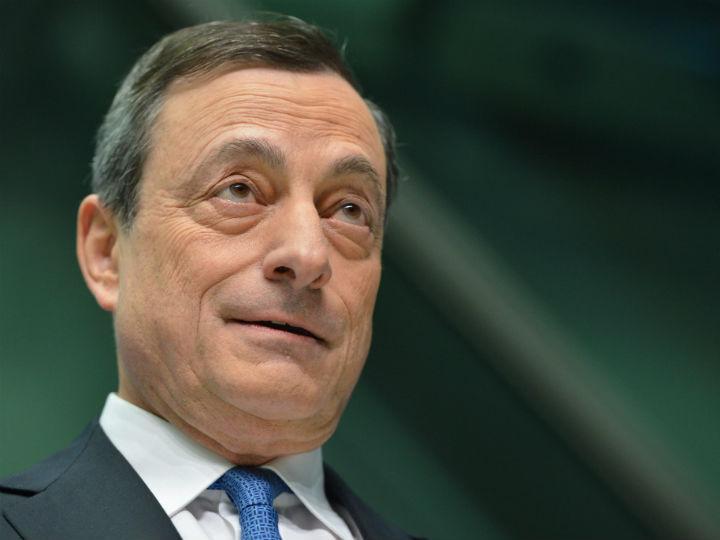 Mário Draghi (EPA/LUSA)