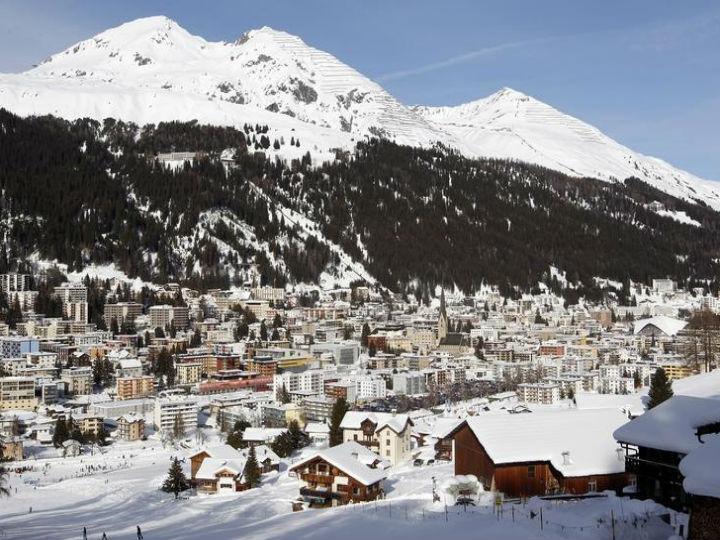 Davos, na Suíça, recebe os mais influentes líderes políticos e económicos do mundo (Reuters)