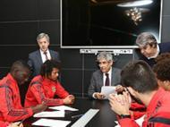 Formação do Benfica