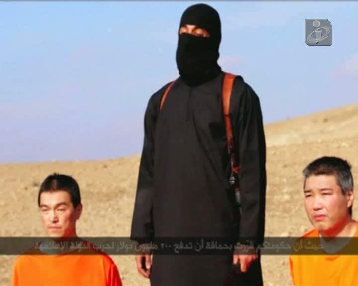 Mãe de refém faz um apelo ao Estado Islâmico
