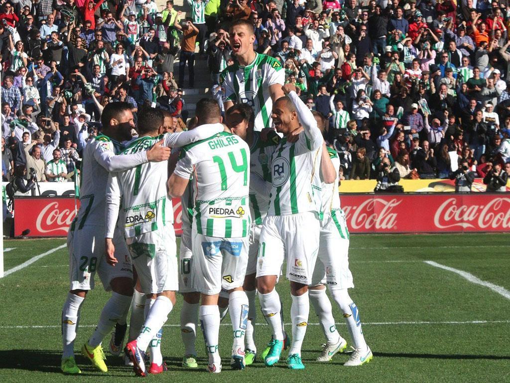Córdoba-Real Madrid (EPA/ Rafa Alcaide)