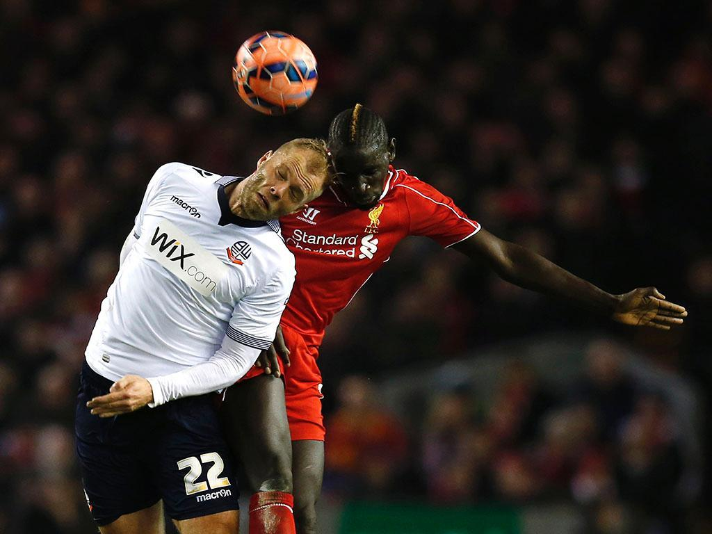 Liverpool-Bolton (REUTERS/ Phil Noble)