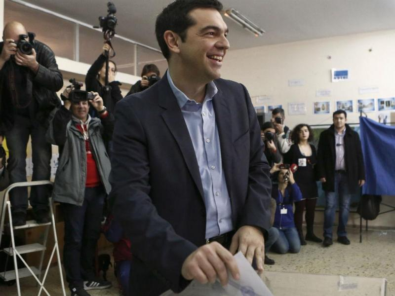 Alexis Tsipras (REUTERS)
