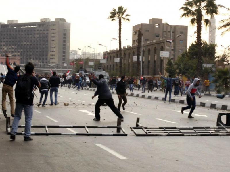 Protestos no Egito (REUTERS)