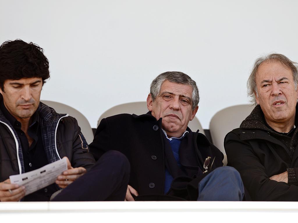 Fernando Santos (LUSA/ Octávio Passos)