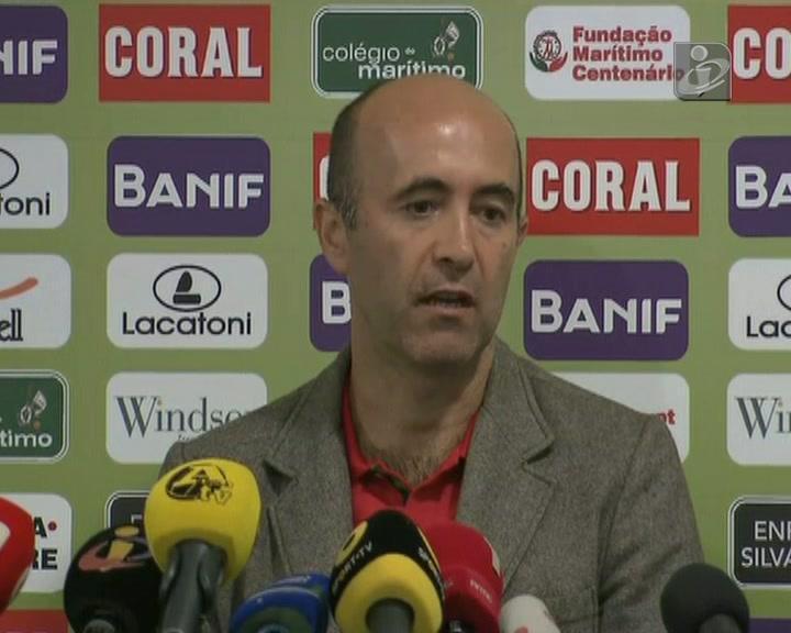Leonel Pontes: «Os meus jogadores superaram-se»