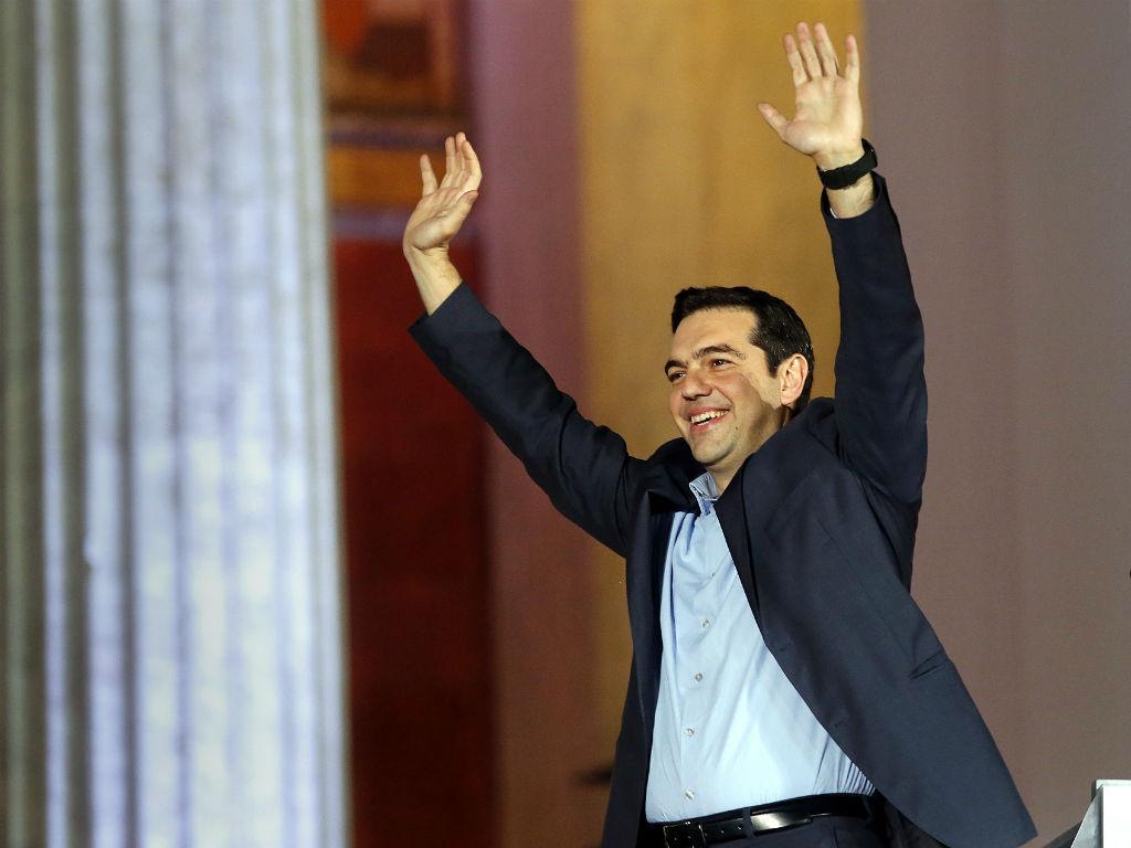 Eleições na Grécia [Reuters]