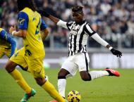 Juventus vs Chievo Verona (REUTERS)
