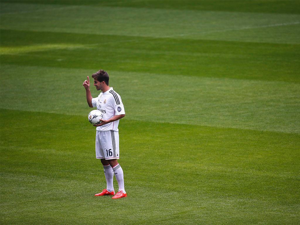 Lucas Silva (REUTERS/ Susana Vera)