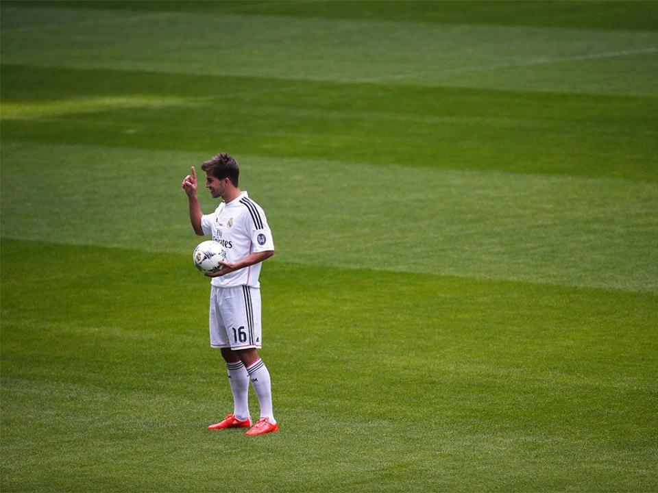 Lucas Silva: «Não treinei com o Real Madrid por problemas laborais»