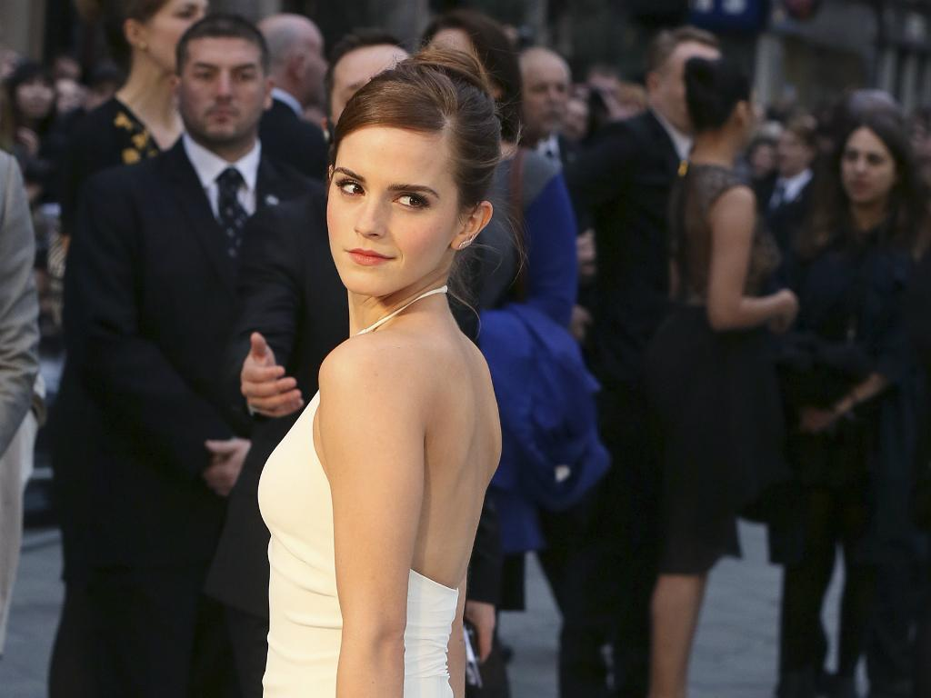 Emma Watson [Reuters]