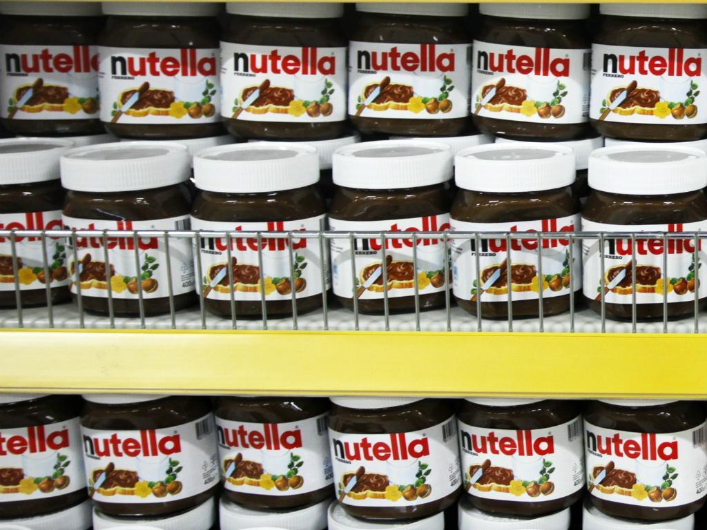 Nutella [Reuters]