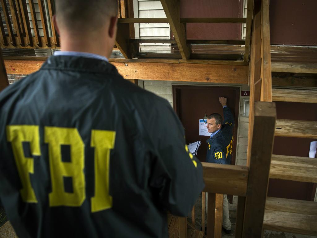 FBI [Reuters]