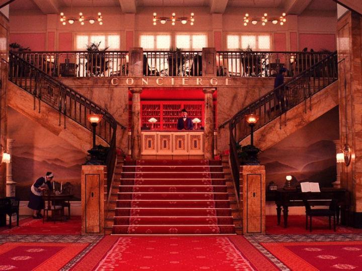 «O Grande Hotel Budapeste» está nomeado em nove categorias para os Óscares