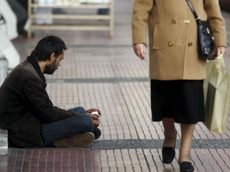 Pobreza [Foto: Lusa]