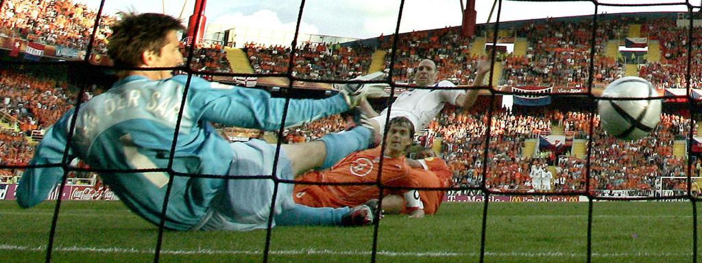 Holanda-Rep. Checa, Euro-2004