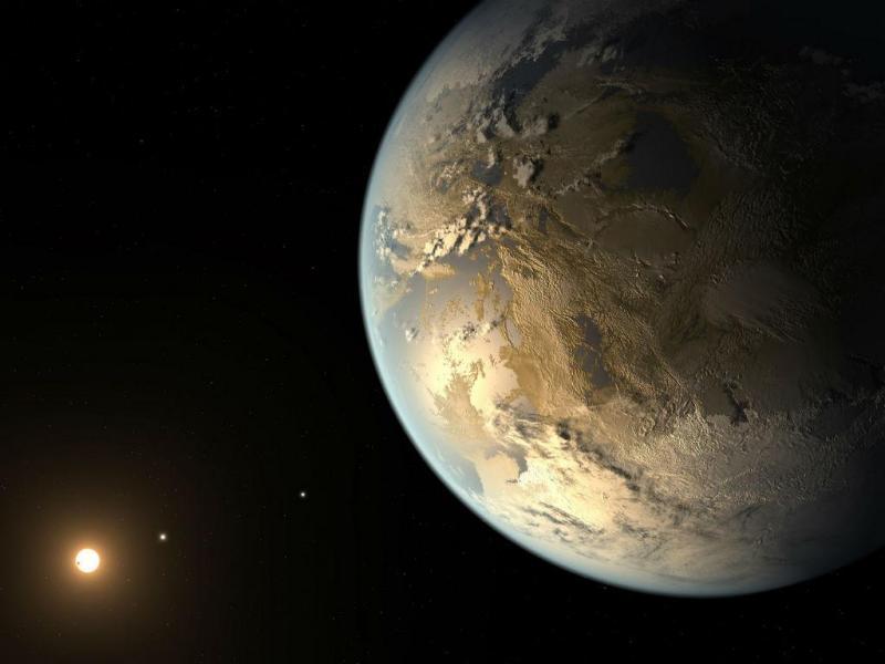 Kepler 186f (REUTERS)