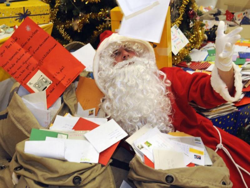 Pai Natal (REUTERS)
