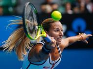 Serena Williams-Cibulkova (REUTERS/ Athit Perawongmetha )