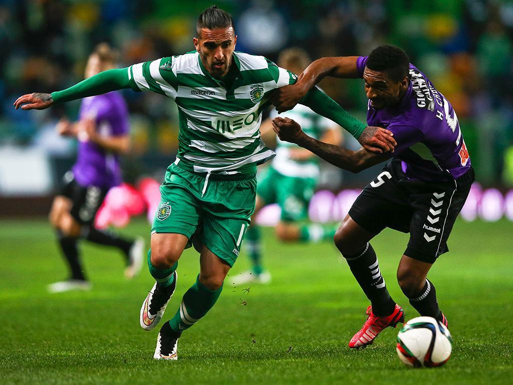 Sporting-V.Setúbal (LUSA/ José Sena Goulão)
