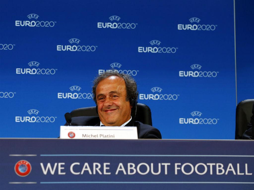 Michel Platini (Reuters)