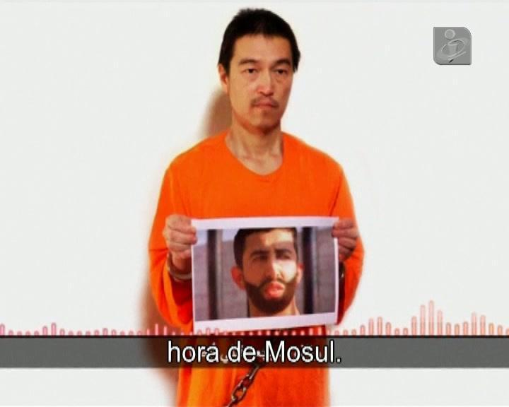 Estado Islâmico dá novo prazo para troca de reféns