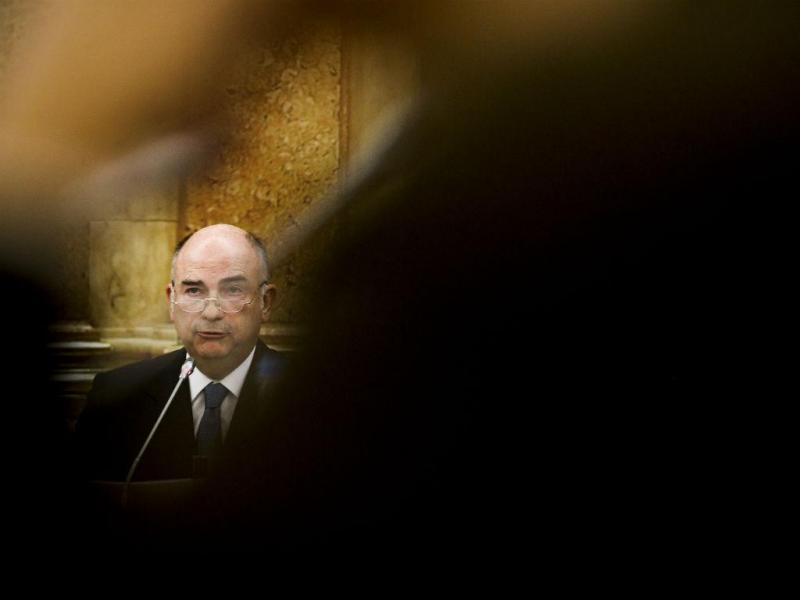 Ex-administrador do Novo Banco, José Honório (MÁRIO CRUZ/LUSA)