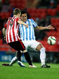 Taça do Rei: Atlético de Bilbao vs Malaga (EPA)