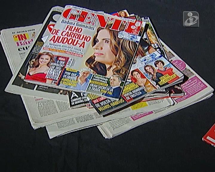 Separação de Bárbara Guimarães continua a encher páginas de jornais e revistas