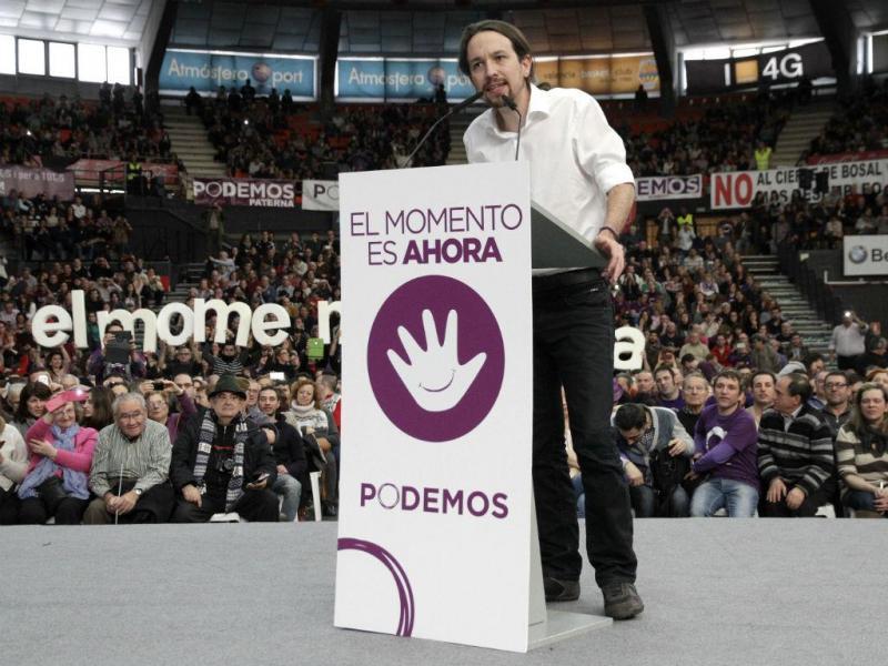 Pablo Iglesias [Reuters]