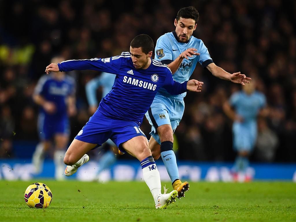 Chelsea-Manchester City (REUTERS/ Stefan Wermut)
