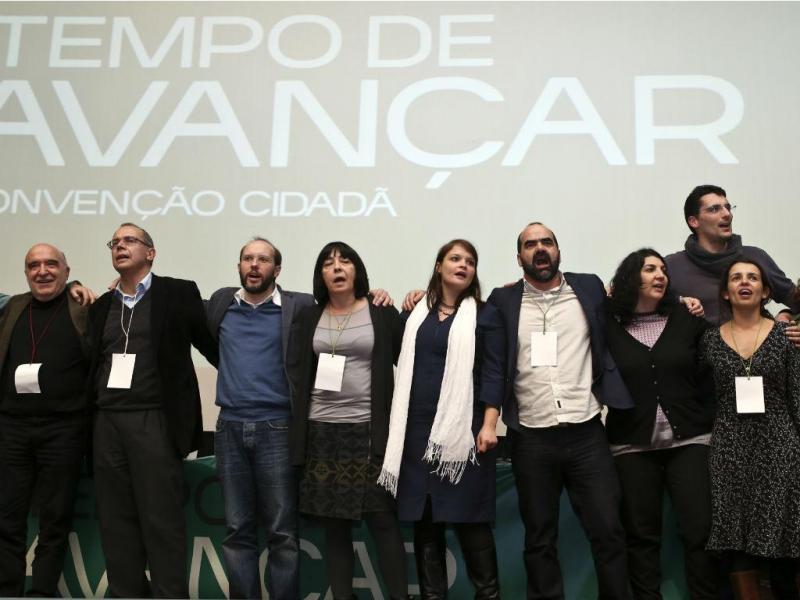 Convenção «Tempo de Avançar» (ANTÓNIO COTRIM/LUSA)