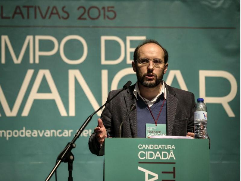 Rui Tavares (ANTÓNIO COTRIM/LUSA)